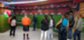 Game da 8E7 Mídias Interativas para o portal Terra Futebol