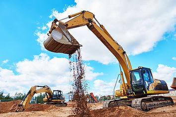 Sitework - Digging Footer