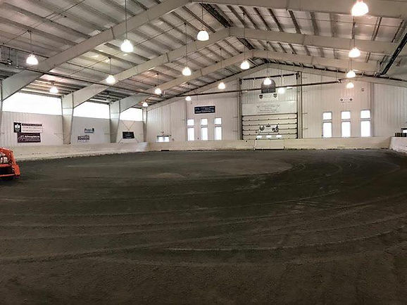 Horse Arena Footing
