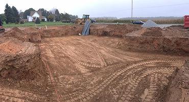 Excavation - Footer