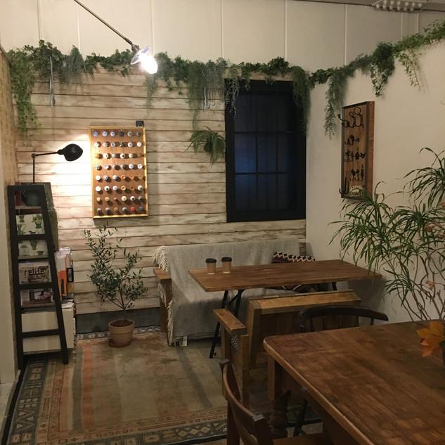 カフェ店舗