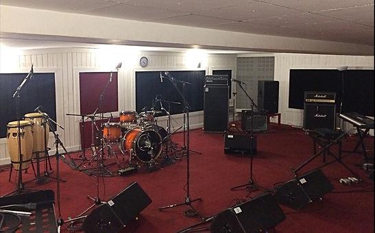 Salle enregistrement 90m2
