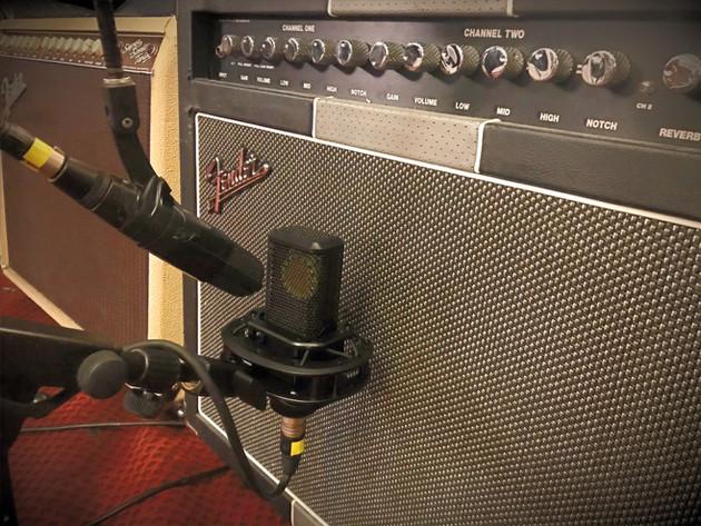 Lewitt+421 Fender