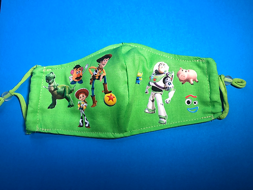 Toy Story Face Mask