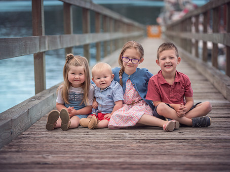 Like a Fraud - Victoria BC Family Photographer