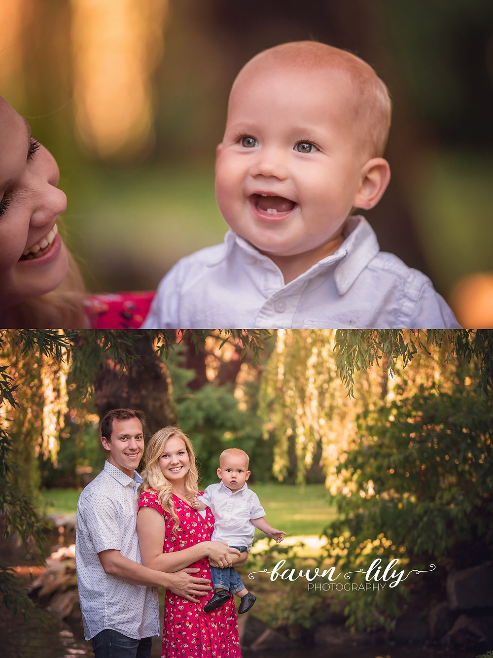 Baby smiles, Family photographer Victoria BC, Sidney BC family photographer
