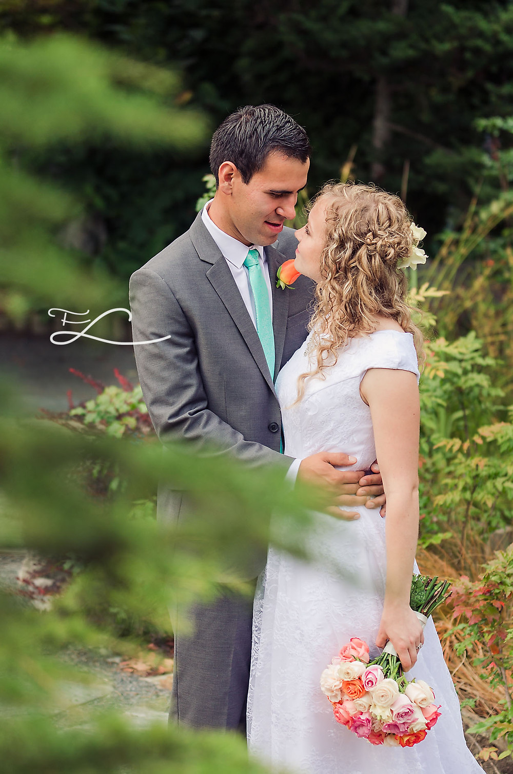 Fawn Lily Photography Wedding Portraits Sidney BC Photographer