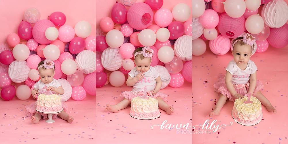 Cake Smash, first birthday, Cake Smash Photographer, Victoria BC