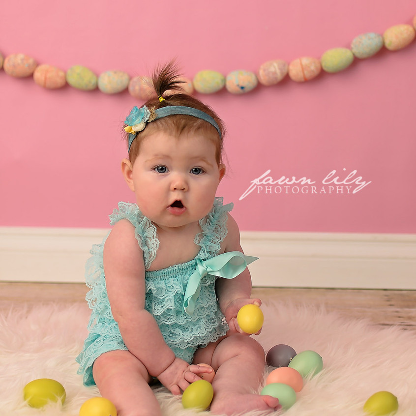 Fawn Lily Photography Milestone 7