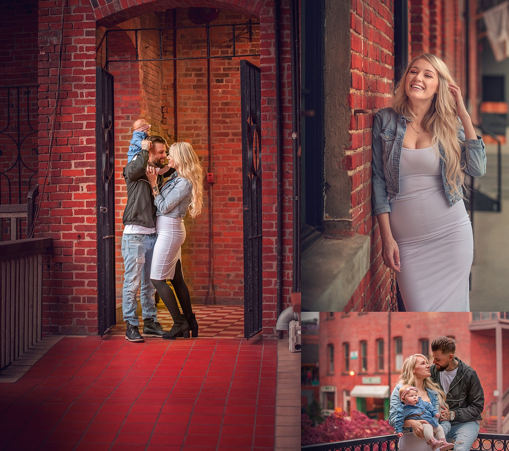 Red Brick Family Photography, Fawn Lily Photography, Market Square Victoria BC