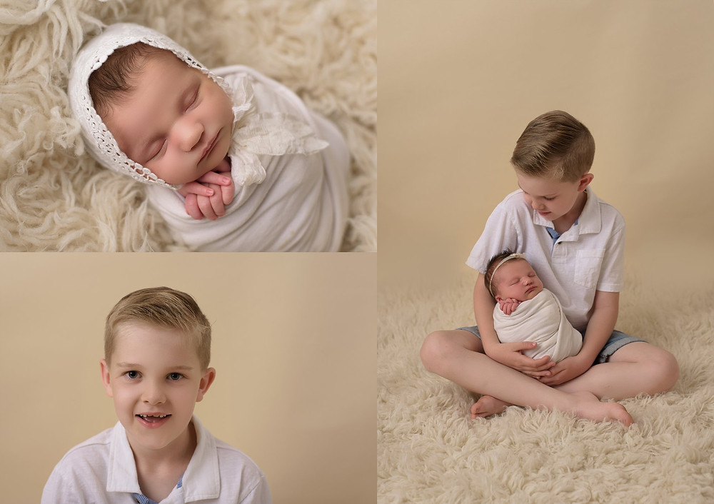 Fawn Lily Photography, Sidney BC Newborn Photographer, Victoria BC Newborn Photographer, sibliings