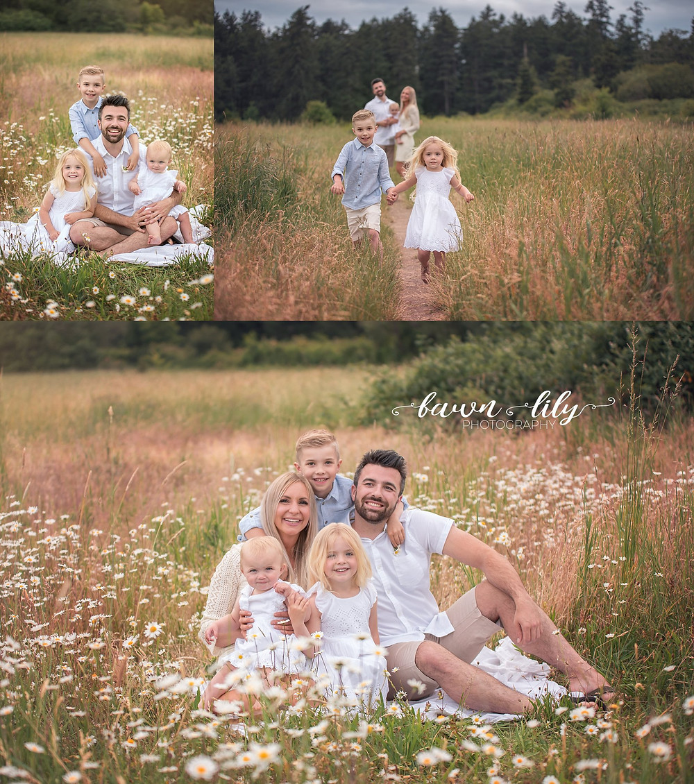 photos with kids and dad, getting dad on board with family photos
