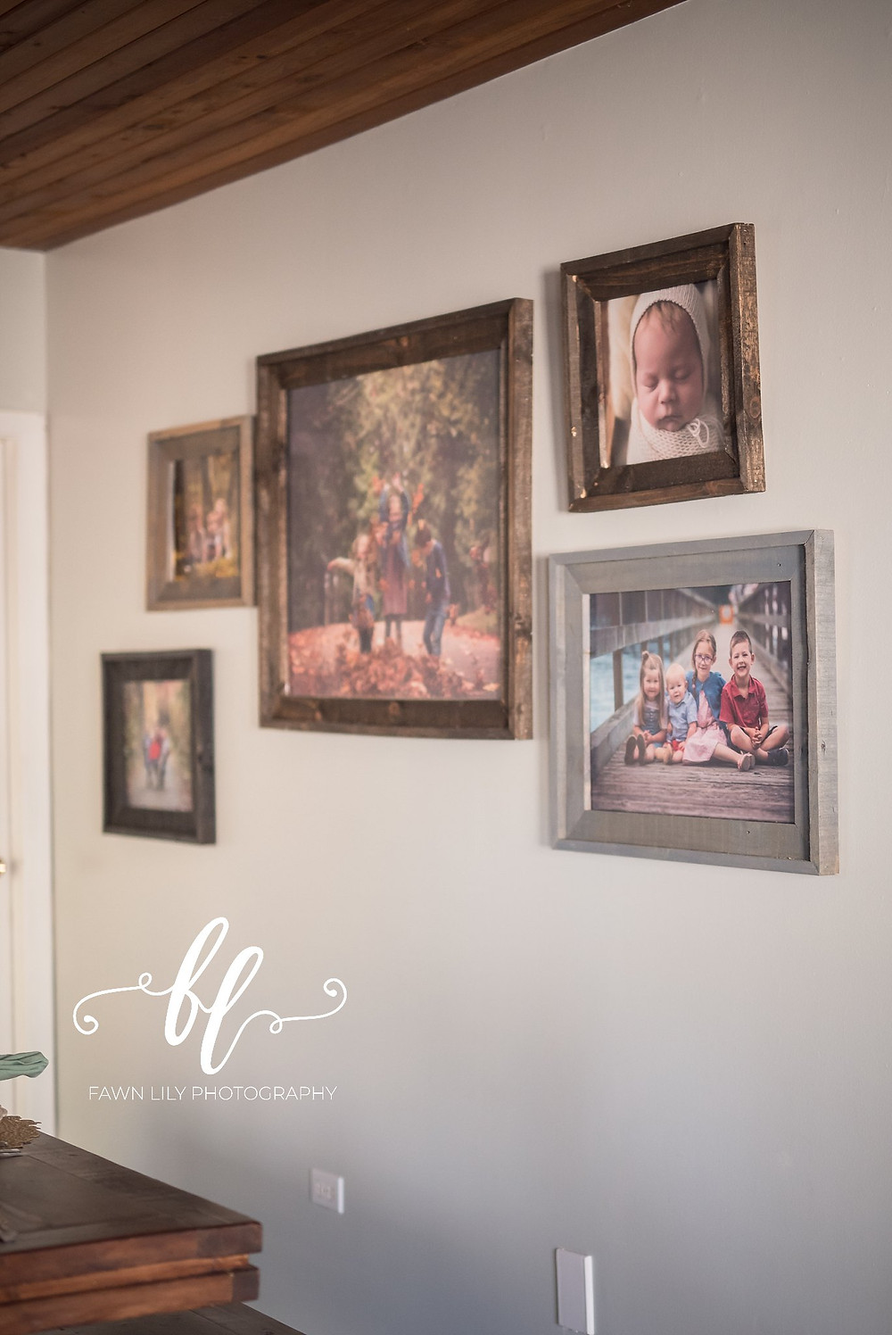 How to Plan a Wall Art Display, Victoria BC Family Photographer, Fawn Lily Photography, How to make a Wall Gallery, How to pick outfits for photos, Family photos