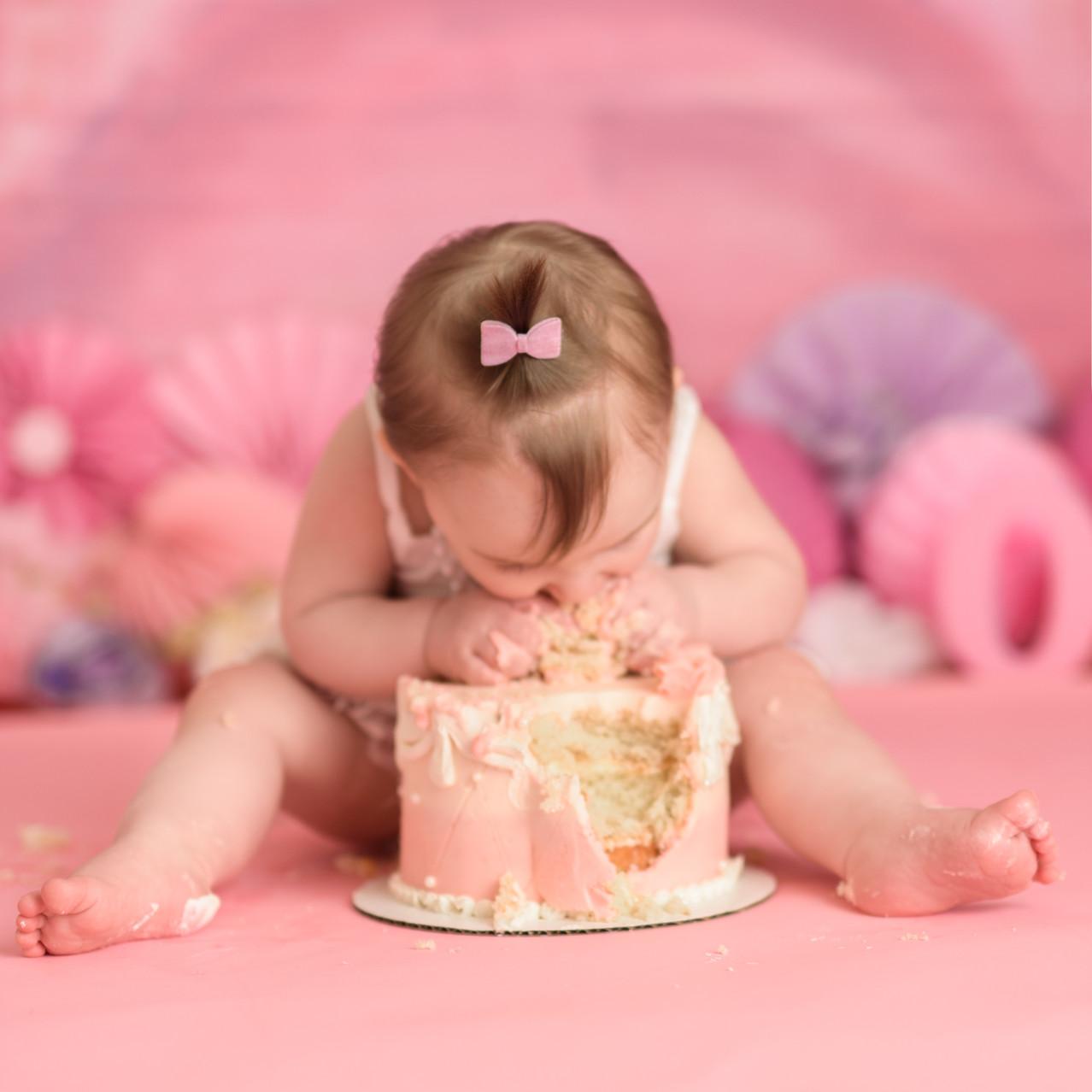 victoria bc cake smash - princess