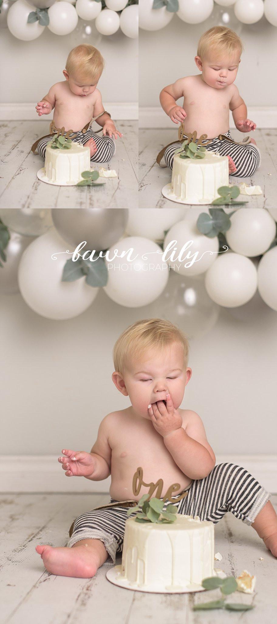 Victoria BC Baby Photography, Victoria BC Photographer, Cake Smash