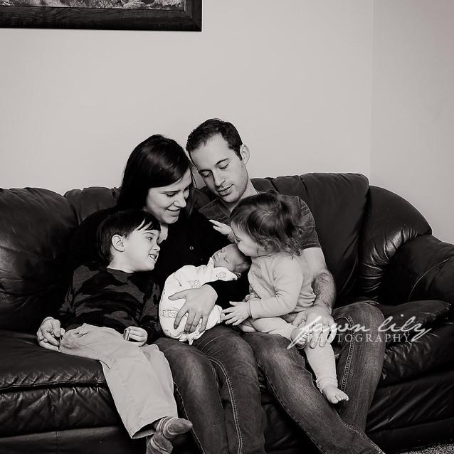 Fawn Lily Photography Lifestyle Newborn 2