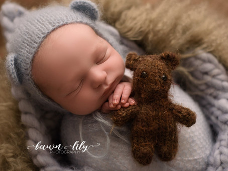 To The New Mother - Victoria BC Newborn Photographer