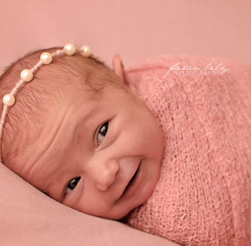 Fawn Lily Photography Newborn