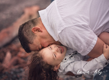 Metaphors for Life - Victoria BC Family Photography