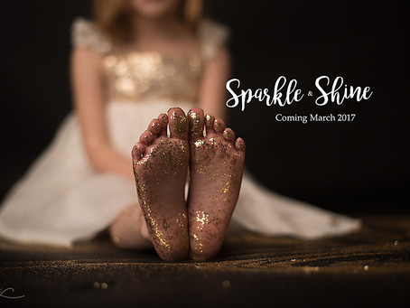 Glitter MINI Sessions with Fawn Lily Photography | Victoria BC Family Photographer