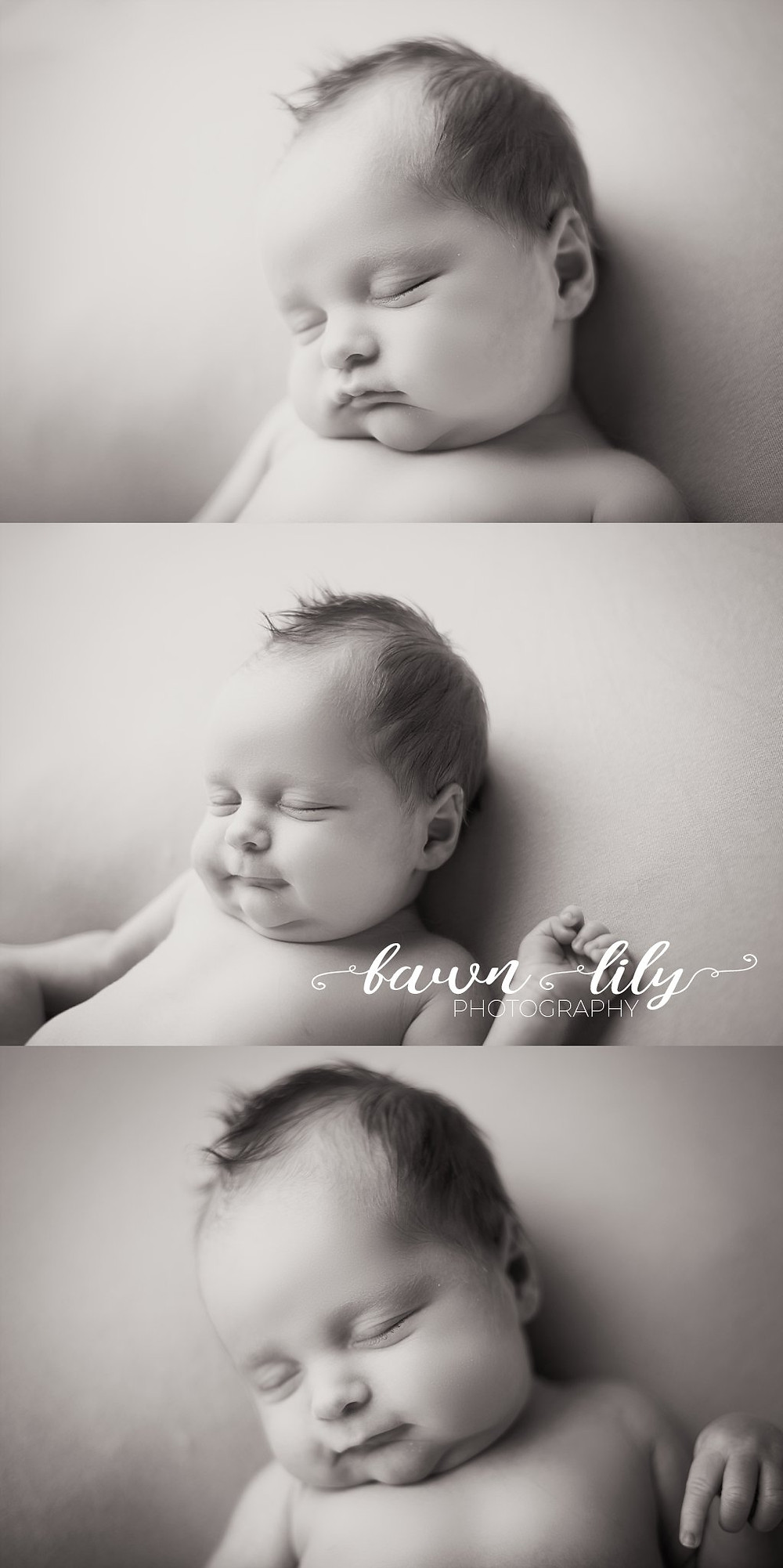 Relaxed Posing for Studio Newborn Photography - Sidney BC Newborn Photographer - Fawn Lily Photography - What kind of newborn session is right for you?