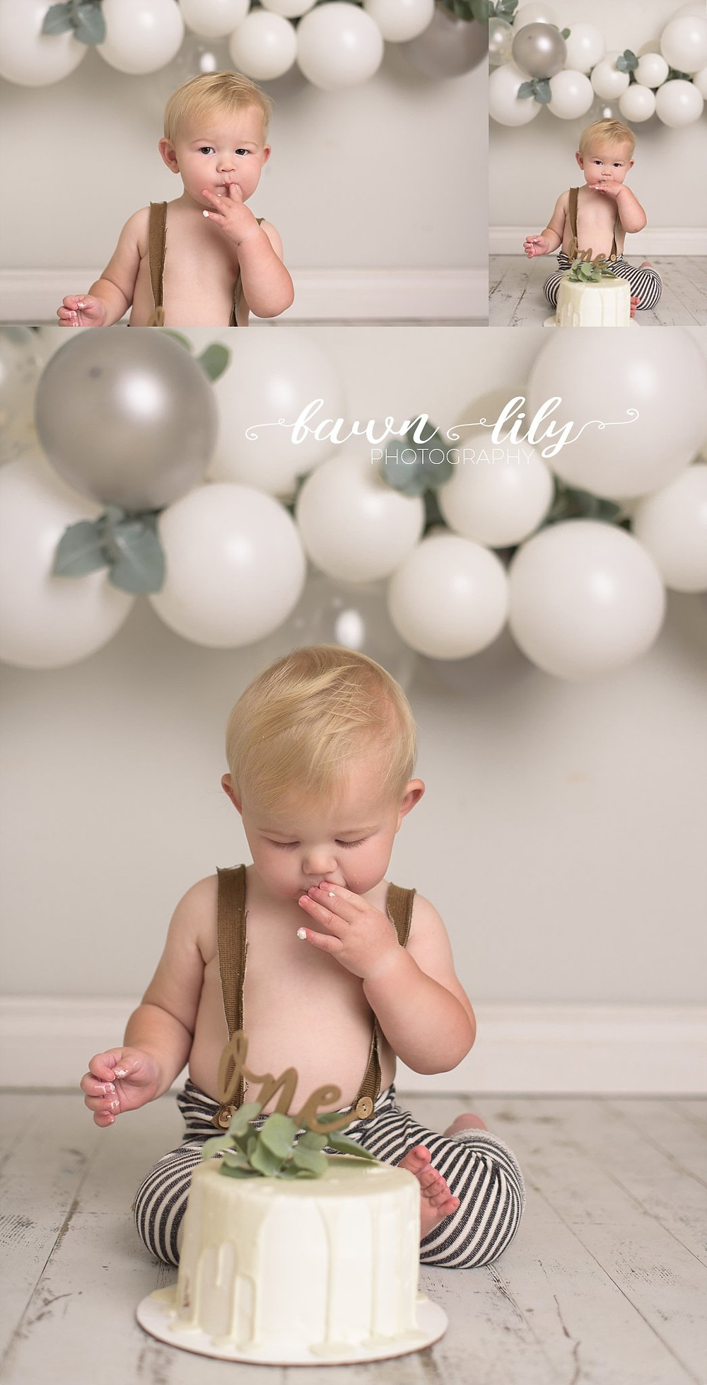 Victoria BC Cake Smash Photographer, Fawn Lily Photography, Happy Birthday Baby