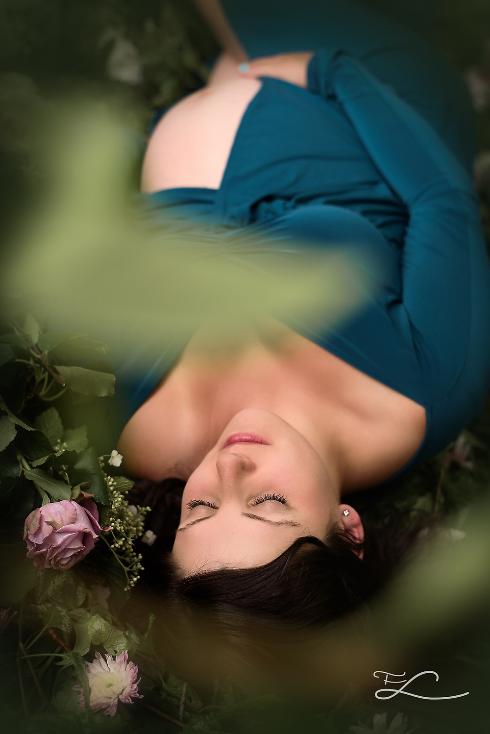 Fawn Lily Photography Sidney BC Fine Art Maternity Photographer
