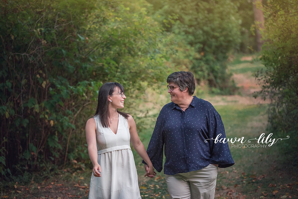Mother-Daughter Family Photo, Family Photography, Family Photo Session, Fawn Lily Photography, Heritage Acres