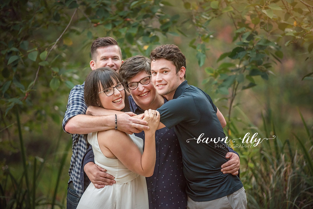 Group Hug, Fawn Lily Photography, Sidney BC Photographer, Victoria BC Photographer