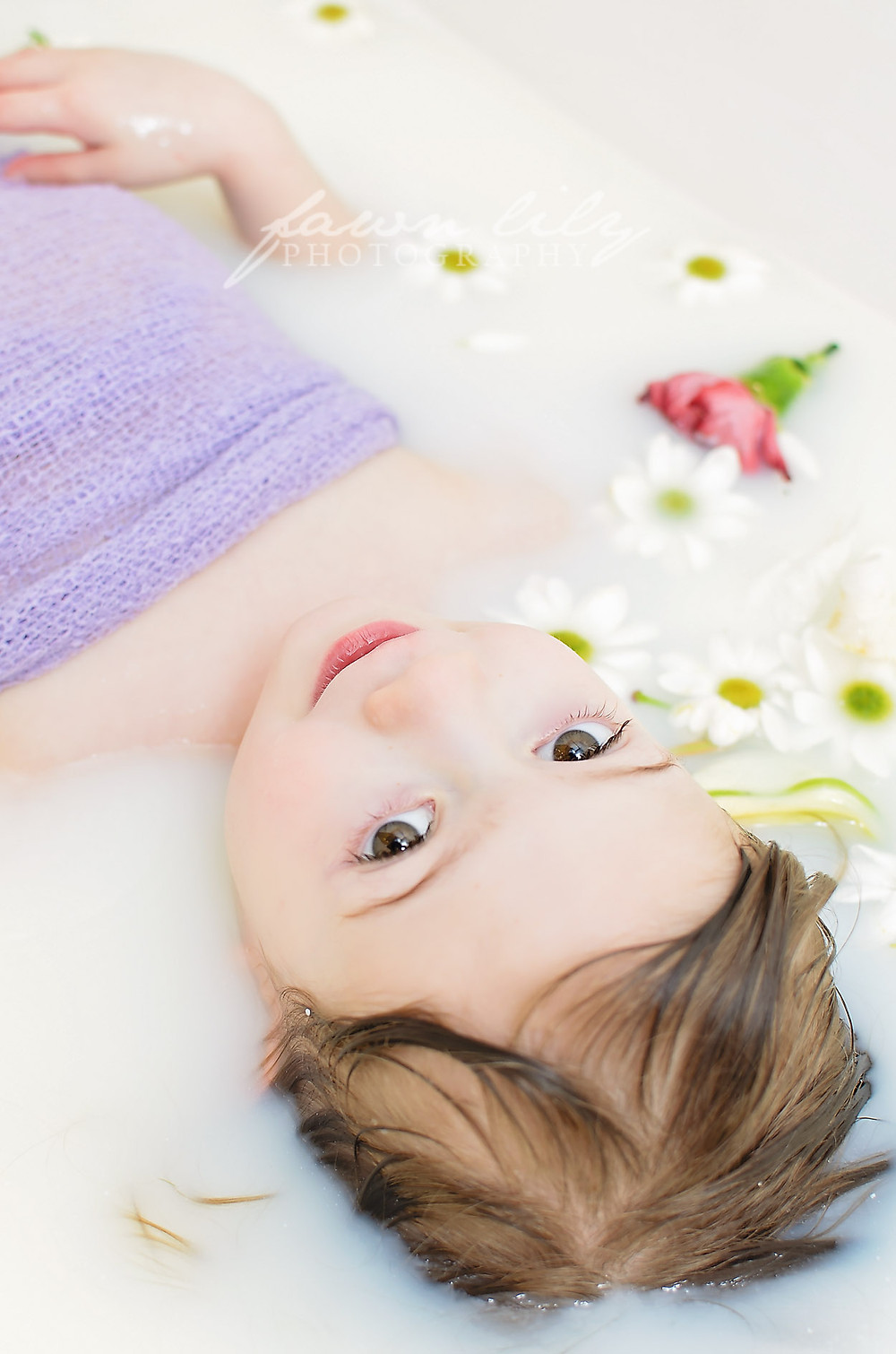 Fawn Lily Photography Sidney BC Photographer Milk Bath