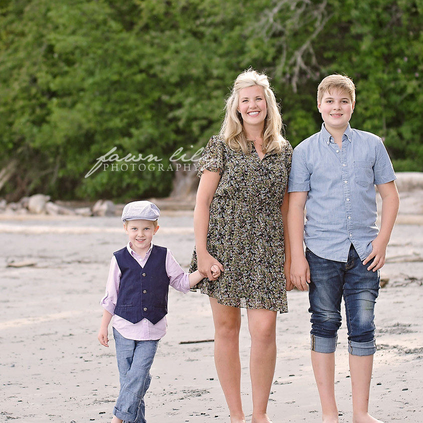 Fawn Lily Photography Family 4