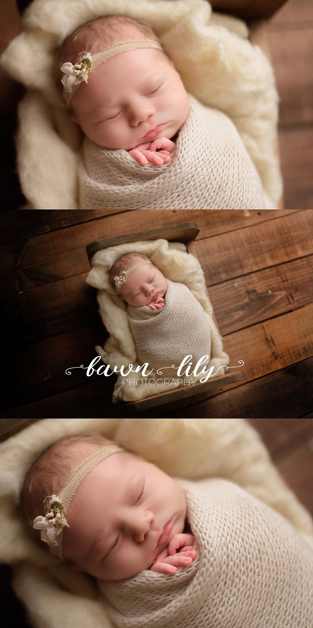 victoria bc newborn photographer, sidney bc newborn photographer, fawn lily photography, wrapped newborn photos