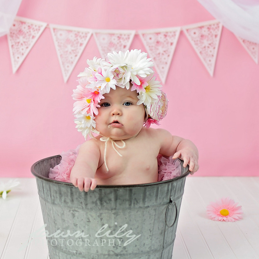 Fawn Lily Photography Milestone Session