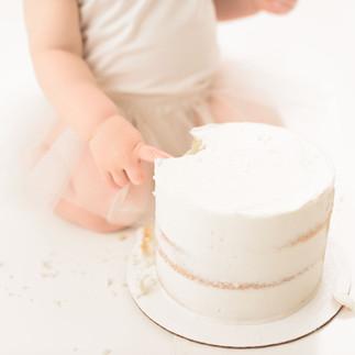 Simply One Cake Smash Victoria Bc