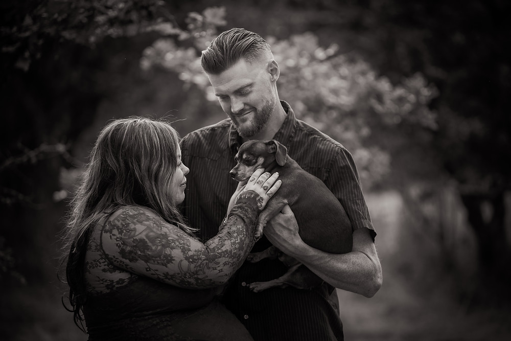Puppy love, Sidney BC photography, family photos, Victoria BC photographer