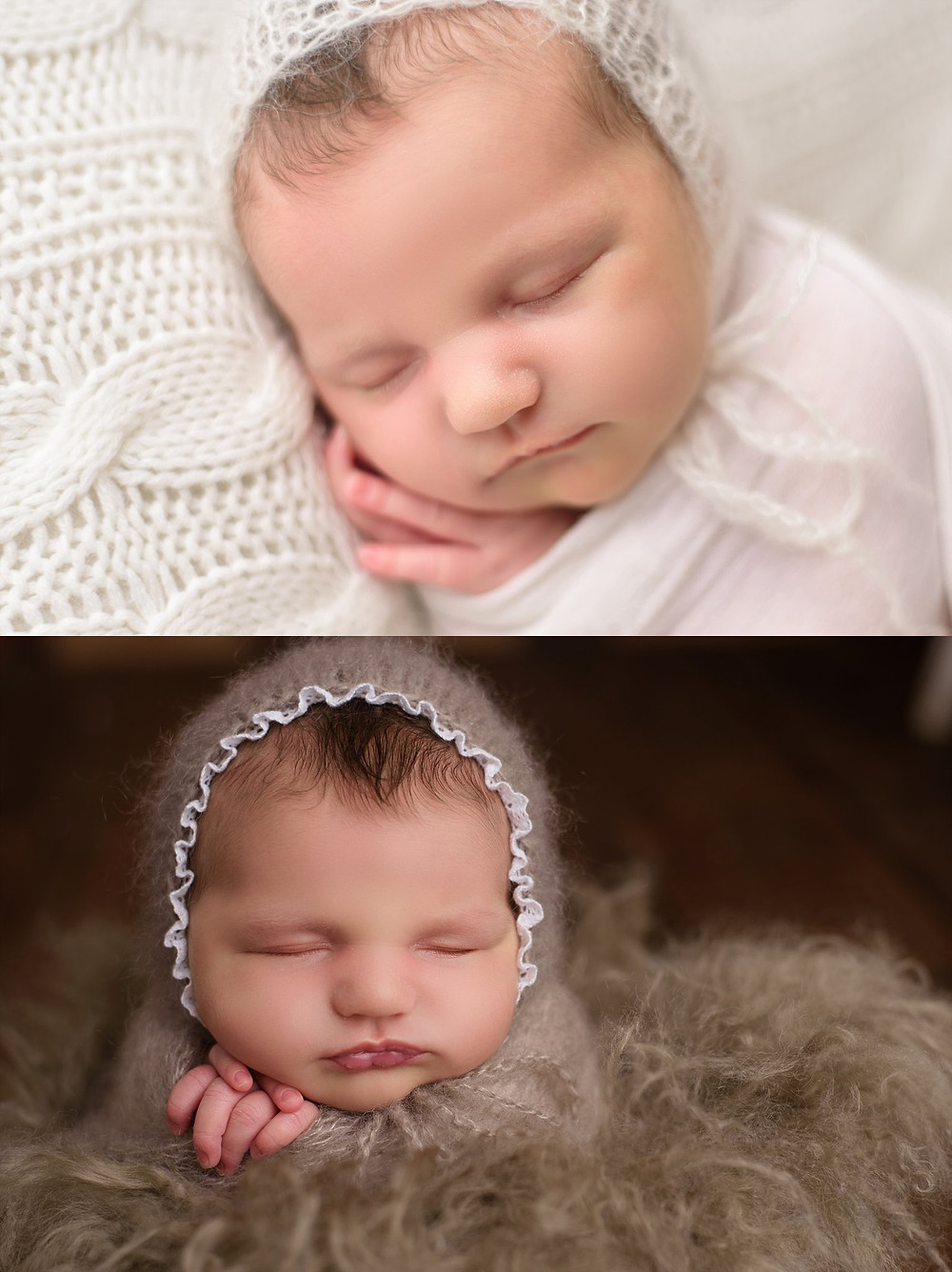 Newborn Studio Photographer Victoria BC Canada, Fawn Lily Photography, Sidney BC Photography