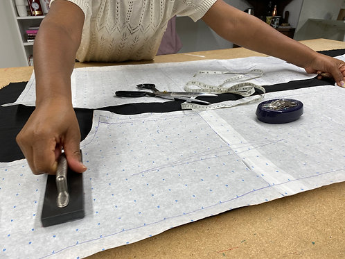 The Fundamentals Sewing Workshop -Full