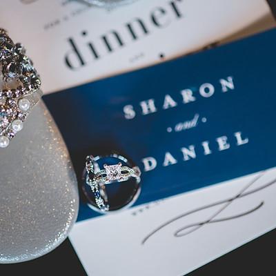 Sharon & Daniel Wedding