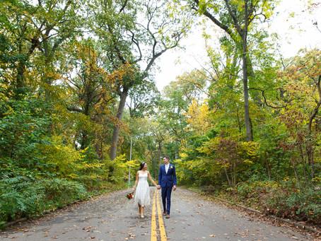 Dayna & Brendan in Forest Park, NY