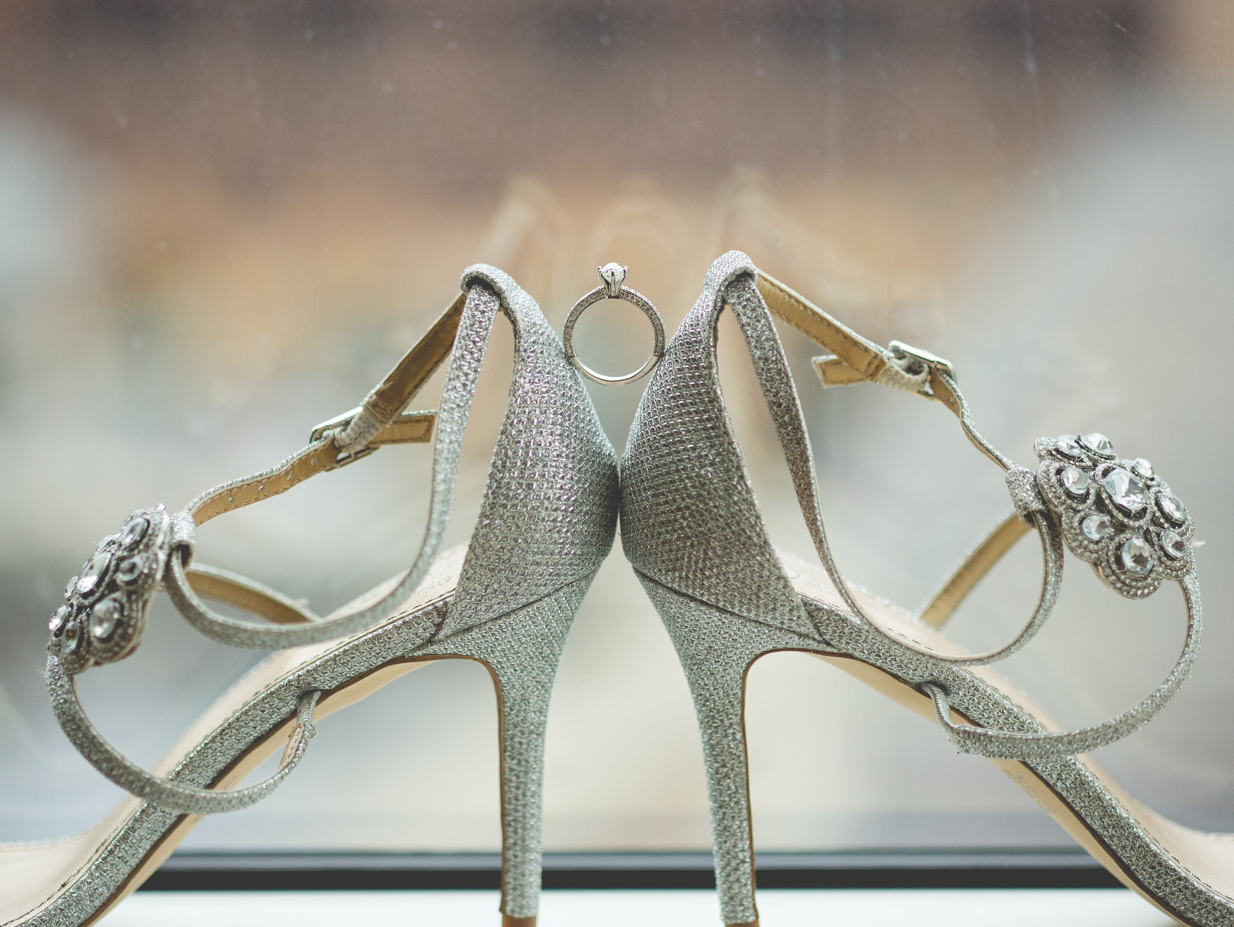 Diamond Ring & Shoes
