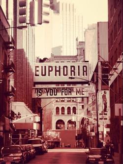 Euphoria in Brooklyn