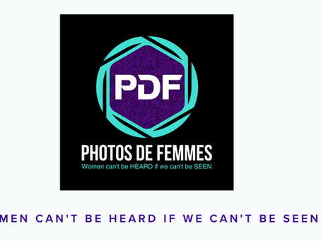 Honorable Mention for seeingWOMEN 2020 by Photos de Femmes