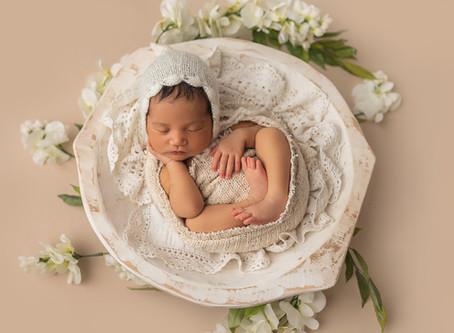 Fergus, Elora, Guelph Newborn Photographer | Preparing for your newborn photography session