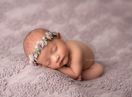 Fergus Newborn Photographer | Before & Afters