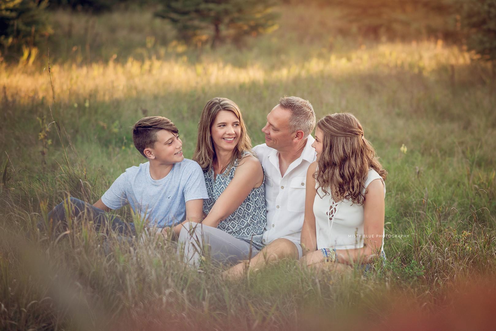 Fergus Elora Guelph family photography