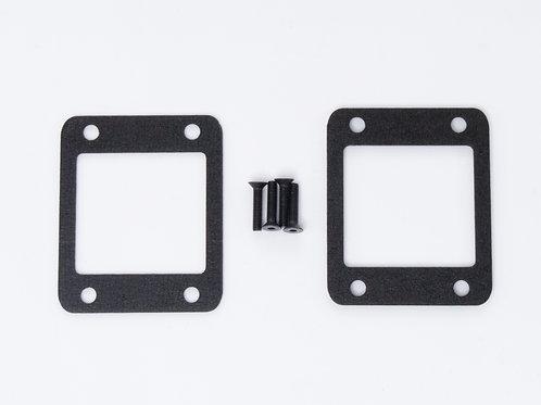 TLR 8ight-X Rear Diff Shim Set (1mm, 2mm) w/M4 Screws