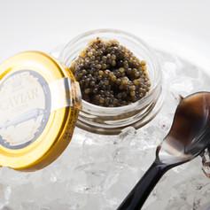 Kaviar on Ice