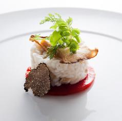 Vegetarisches Steinpilz-Risotto