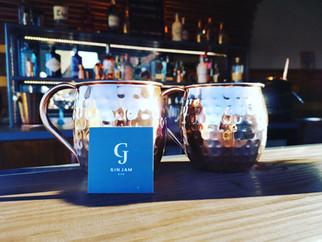 the gin jam bar