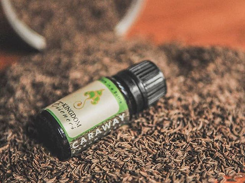 100% Pure Caraway Essential Oil